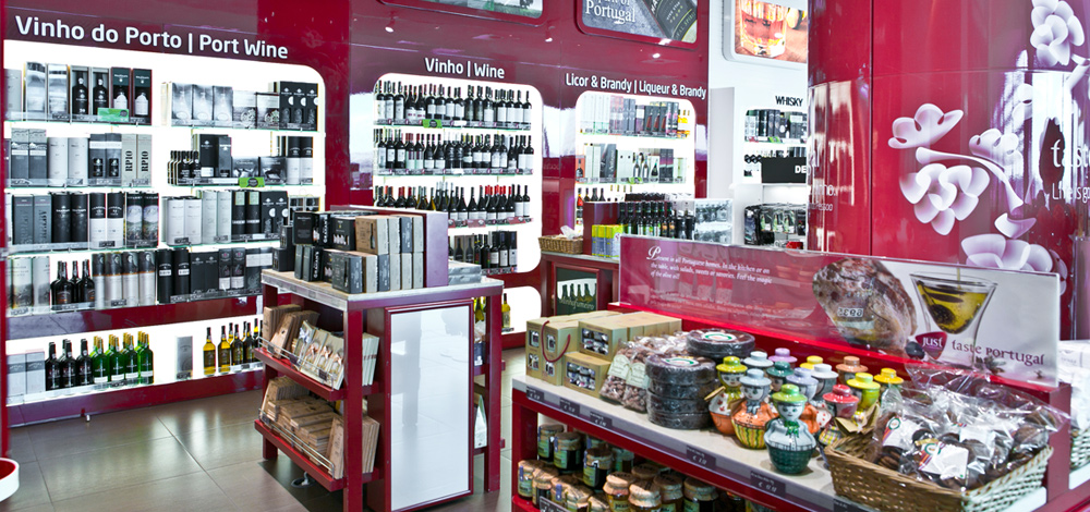 Duty Free Store Lisbon Airport - Free invoices and estimates tobacco online store