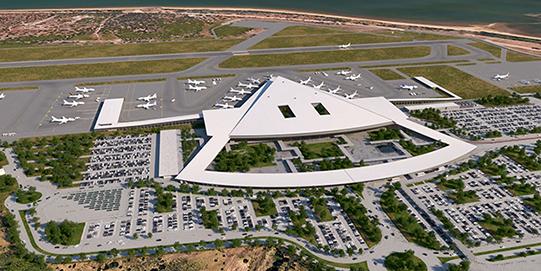 b48d0d6ea4561 Acordo financeiro para a expansão da capacidade aeroportuária de Lisboa